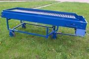 Стол роликовый селекционный для переборки корнеплодов СП-1200