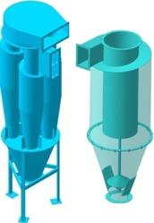 Циклоны ЦОЛ,  БЦР,  батарейная установка циклонов 4-БЦШ