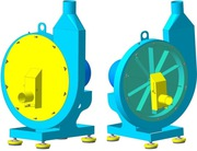 Дробилка ДБМ,  пневматическая дробилка,  безмолотковая дробилка