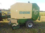 Пресс-подборщик рулонный KRONE Round Pack 1550